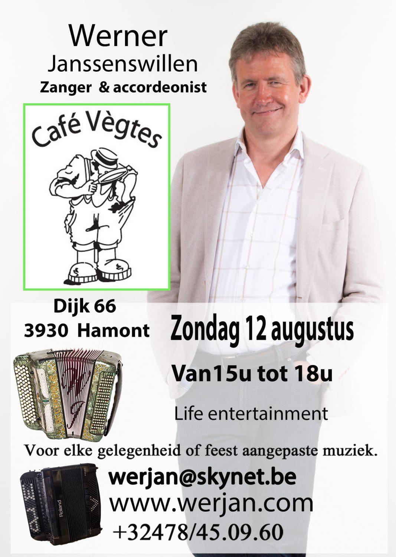 """12 augustus """" De Végtès """" in Hamont"""