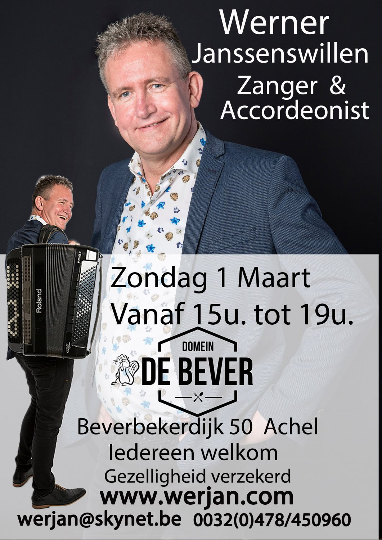 Optreden Domein De Bever Achel